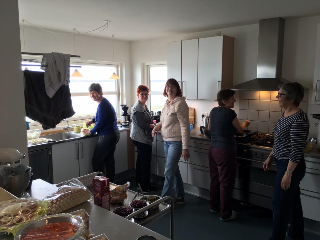 Køkkenet kl 11.30